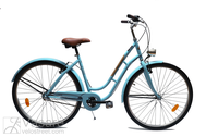 Bicycle DRAG Oldtimer Nexus 3 Blue Brown