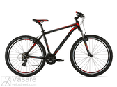 Velosipēds Drag ZX Base 29 black red