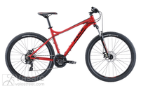 Bicycle Fuji NEVADA 27,5 1.9 Crimson