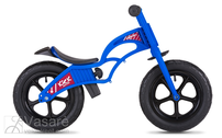 Children balance/running bike Drag Kick blue