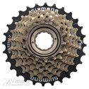 FREEWHEEL, 7-SPEED, BROWN