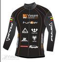 "Men's jacket ""Velostreet-Fuji team"""