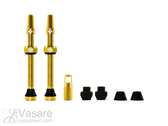 Muc-Off Tubeless Valve Kit 60mm Gold