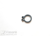 Seat Clamp MX62 SB Blk Al Allen key 34,9