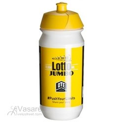 Tacx Shiva Bio Bottle - Pro Cycling Teams - 500ml - 2016 - Lotto Jumbo